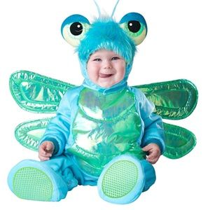 NEW InCharacter Baby's Dinky Dragonfly Costume